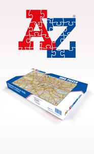 A-Z Jigsaw Puzzle