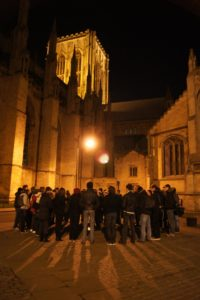 Ghost Walk, York Minster