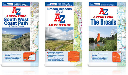 Win an Adventure Atlas of your choice.