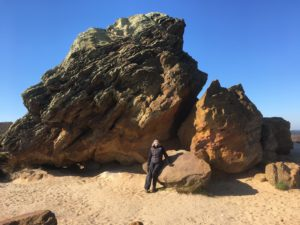 Agglestone Rock, Studland Heath