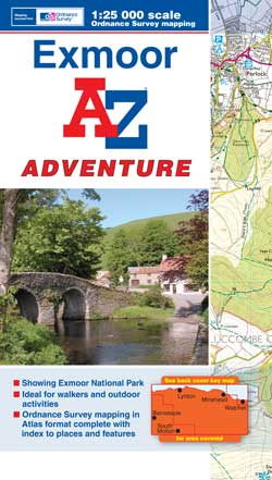 Exmoor Adventure Atlas National Parks Week