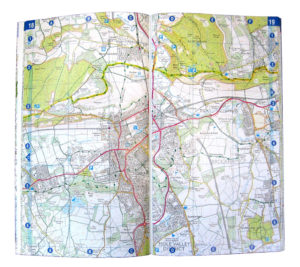 A-Z Adventure Atlas of National Trails