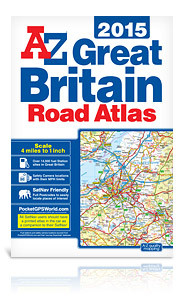 GB 2015 Road Atlas