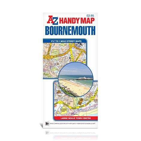 Bournemouth Handy Map