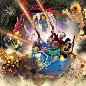 Kingdom Quest Ride - Legoland Manchester