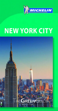 New York City - Green Guide Cover