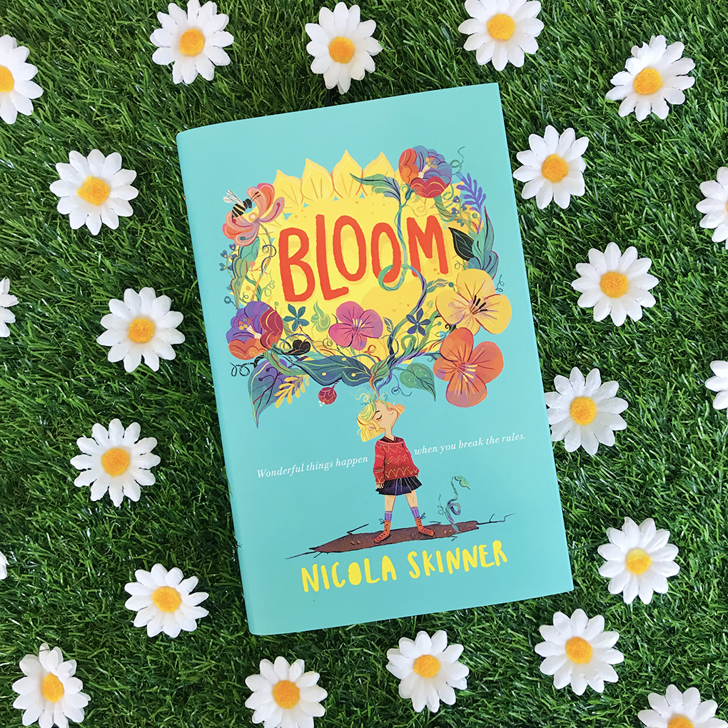 Bloom by Nicola Skinner