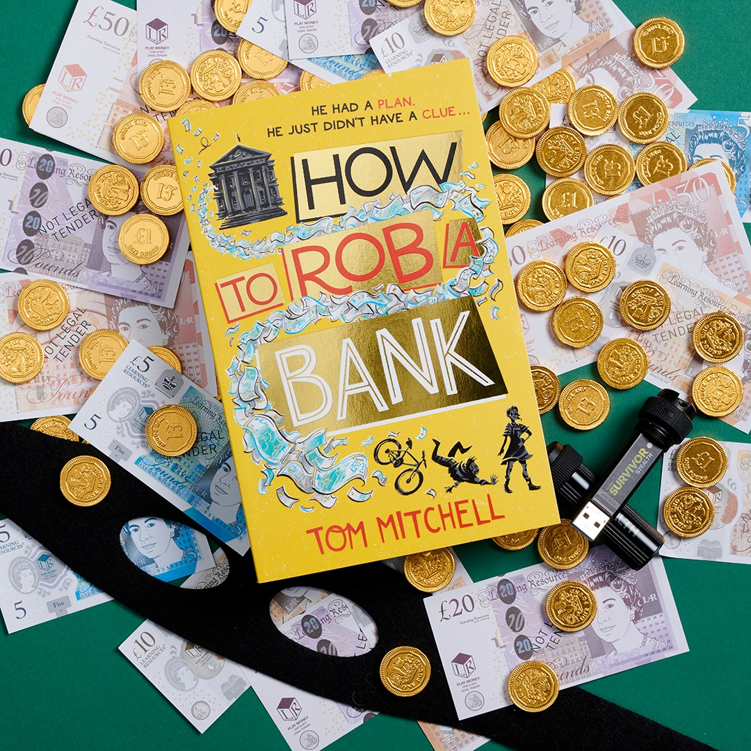 How to Rob a Bank by Tom Mitchell