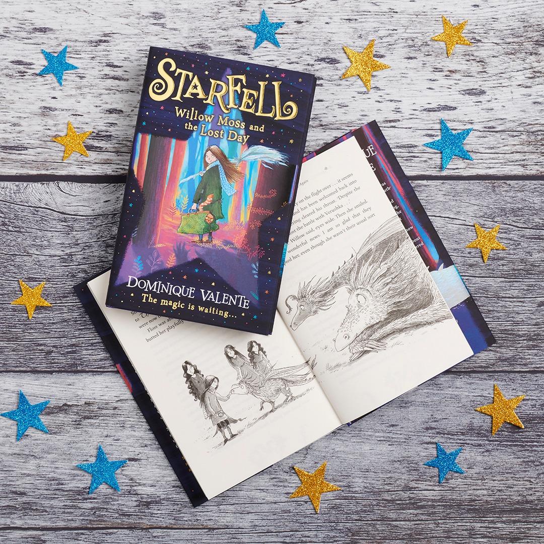 Starfell by Dominique Valente