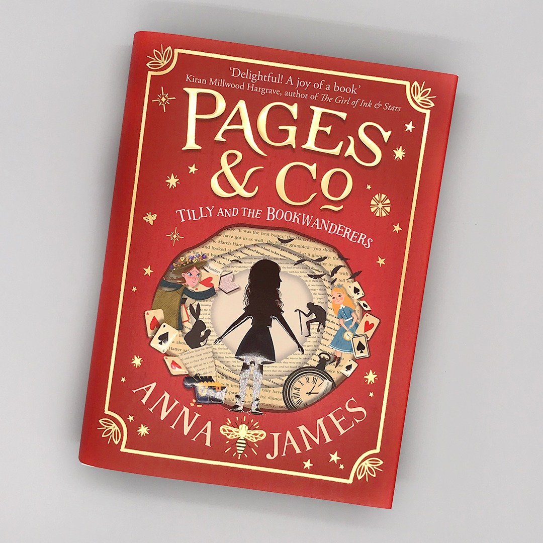 Pages & Co Anna James