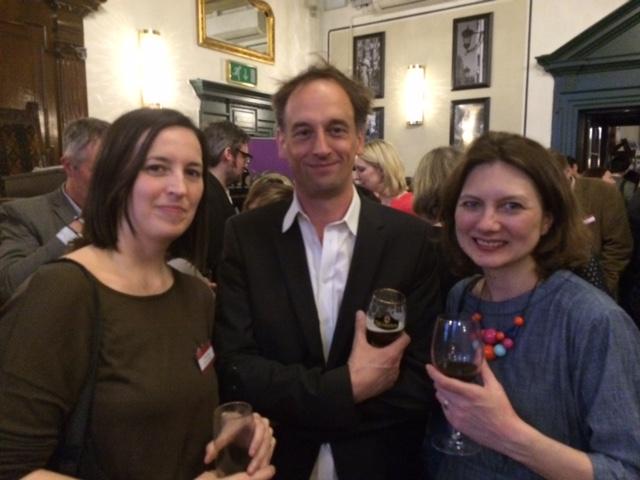 Beth Lewis, Charles Cumming, Sarah Hodgson