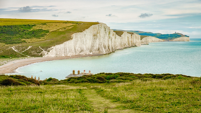 South Downs Seven Sisters National Parks Week
