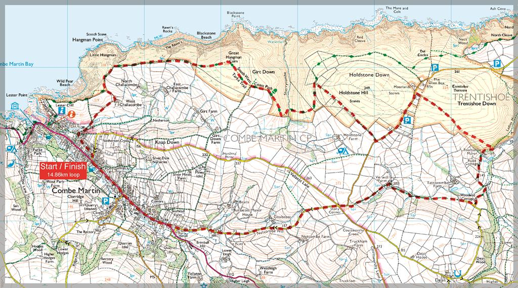 The complete route finder