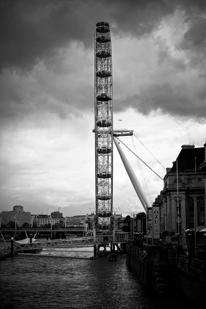 London Eye by Martin Vogt, 2012