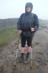 Caroline - Yorkshire 3 Peaks