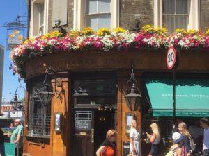 Southwark Tavern - Thames South Bank walk