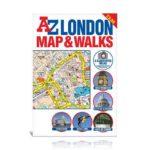 London A-Z Map & Walks