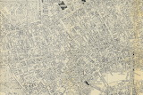 London A-Z historical map