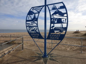 SWCP sign South Haven Point