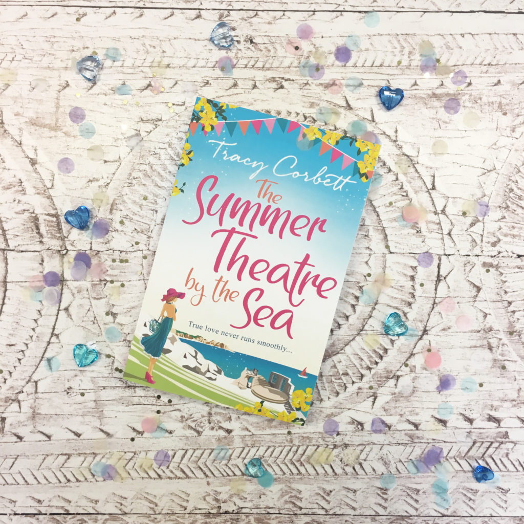 The Summer Theatre By The Sea by Tracy Corbett