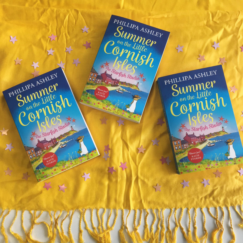Summer on the Little Cornish Isles by Phillipa Ashley