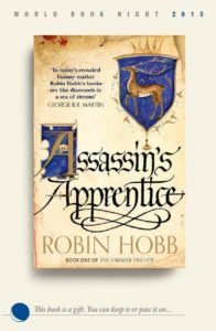 Robin Hobb World Book Night