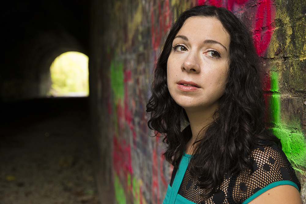Alison Stine Author Image